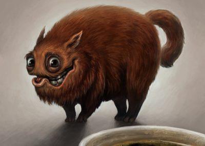 Kávové monstrum