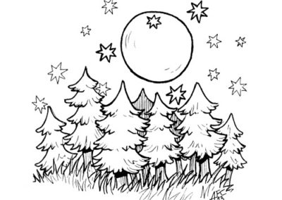 Fairytale book - illustration #18