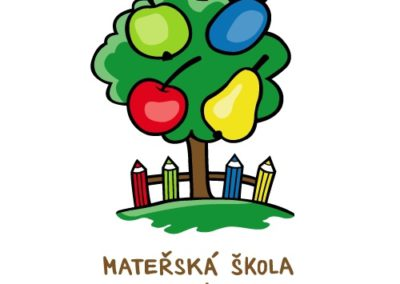 Kindergarten Zahrádka - logo