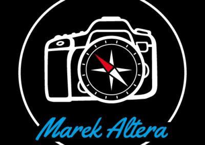 Marek Altera - logo