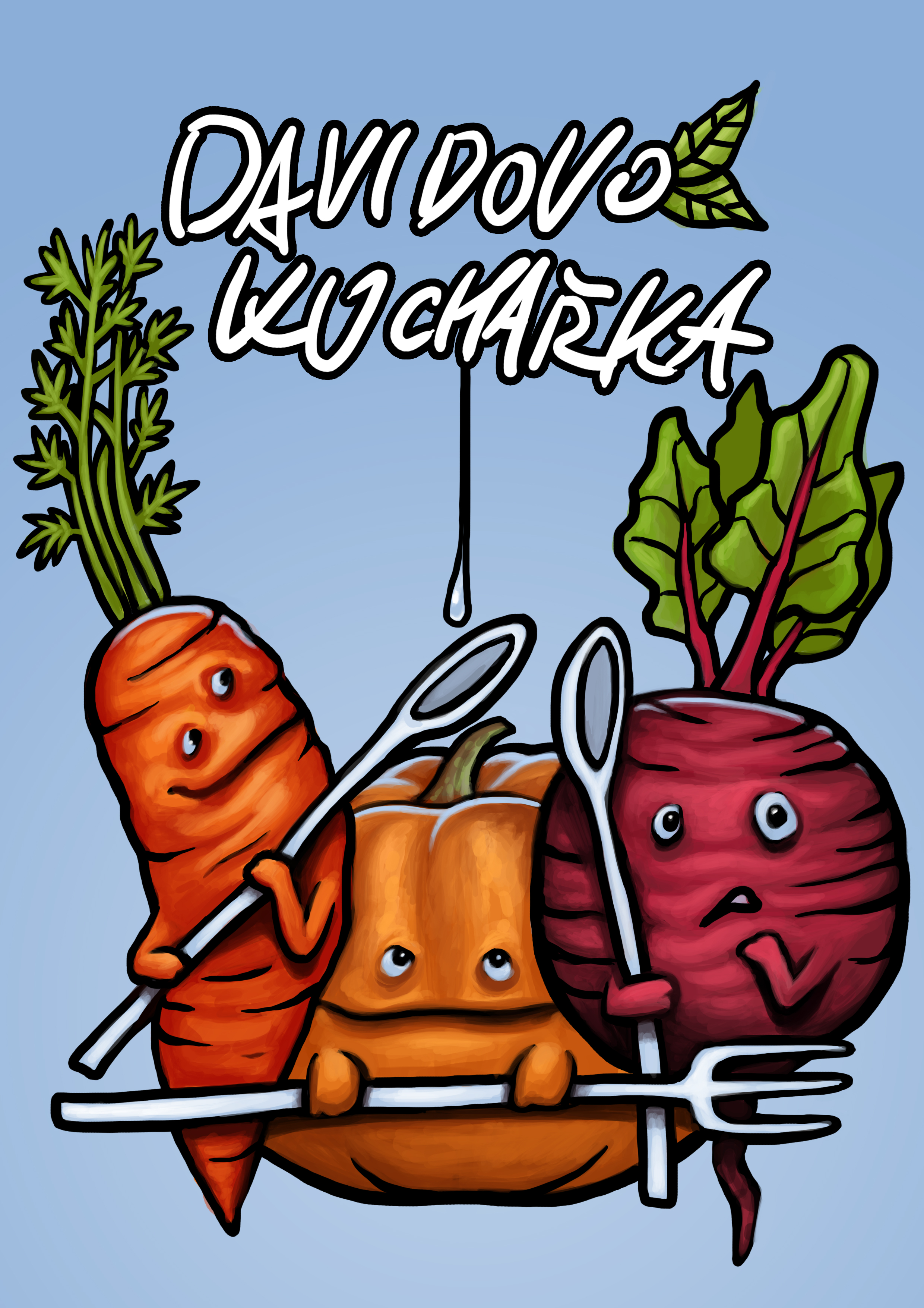 David's Cookbook - book cover