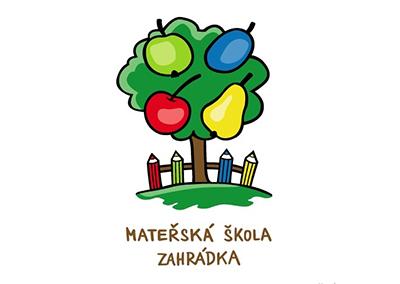 MŠ Zahrádka - logo