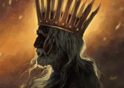 """Ať žije král! - k tématu """"Koruna"""" na Projektu Ilustrace"""