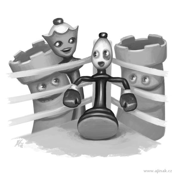 Různobarevní střelci v koncovce - ilustrace #6