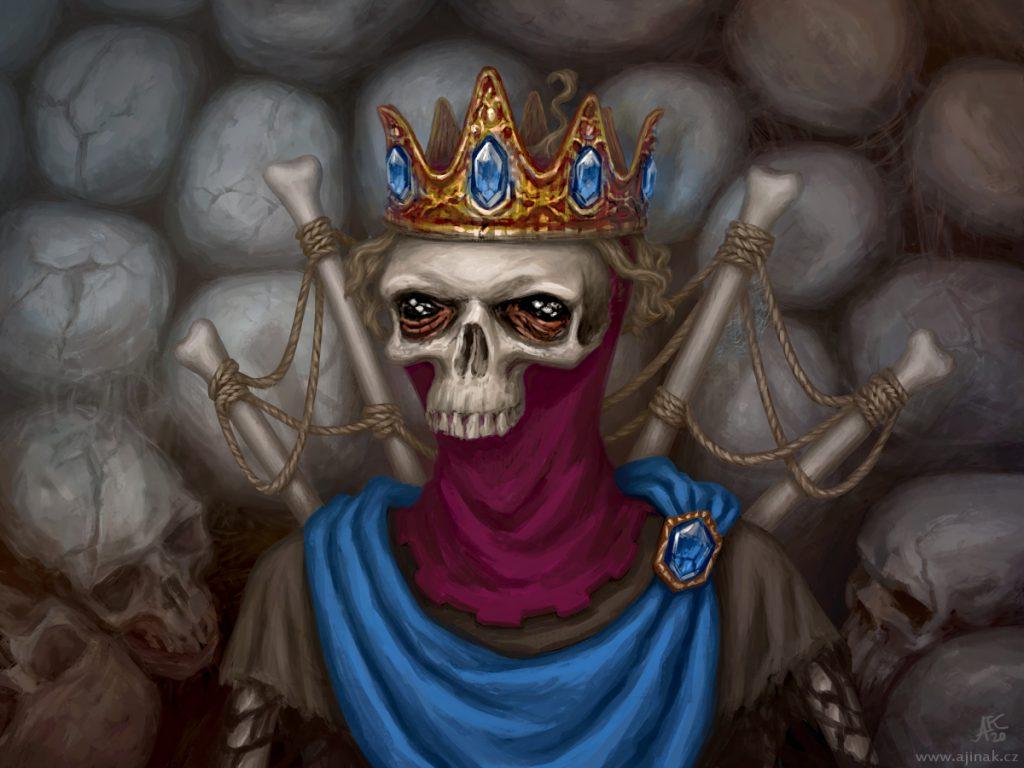 Mage Skull